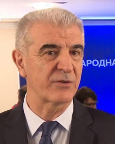 Advokat Borivoje Borović