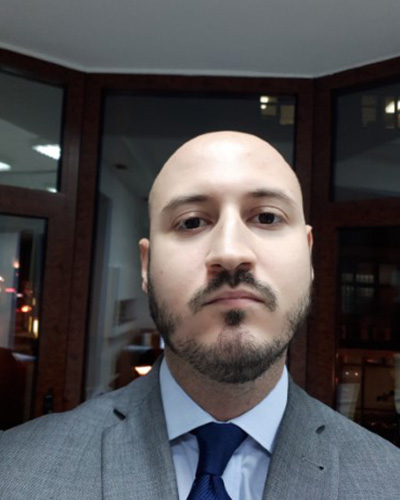 Advokat Aleksandar Fillen